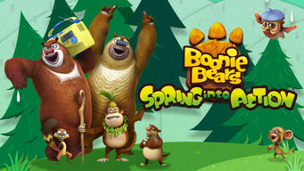 Boonie Bears: Spring Into Action: Season 1